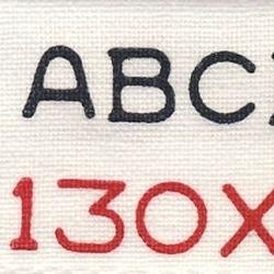 Wäschekennzeichnung / Patch