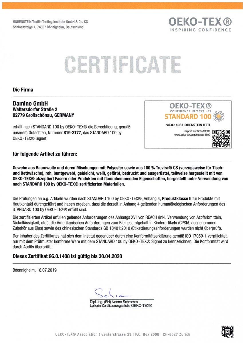 Qualität - Damino GmbH 9fc55edb7c